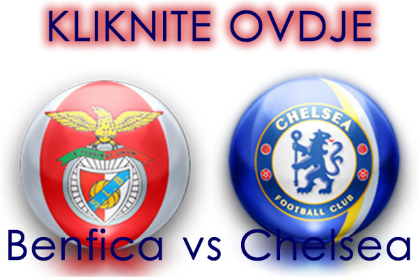 Besplatan direktan prenos utakmice Benfica Chelsea Europa League 15 05 2013