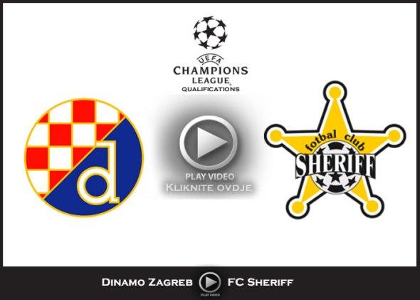 Direktan Prijenos Utakmice Dinamo - FC Sheriff - Kliknite ovdje