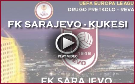 prijenos utakmice sarajevo kukesi 25 7 2013
