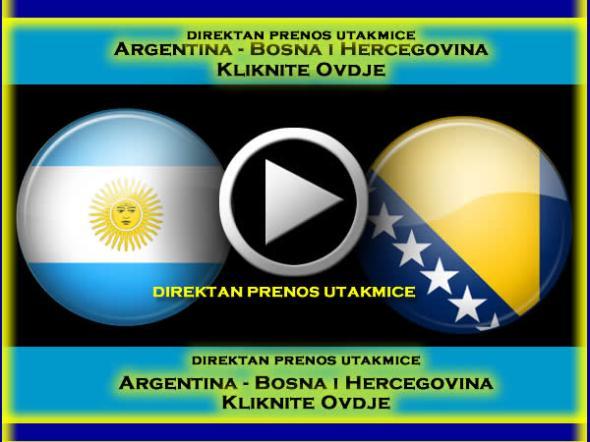 direktan prenos argentina bih