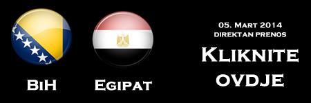 Direktan Prenos Bosna Egipat