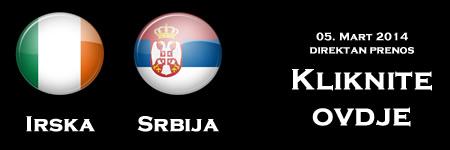 Direktan Prenos Irska Srbija