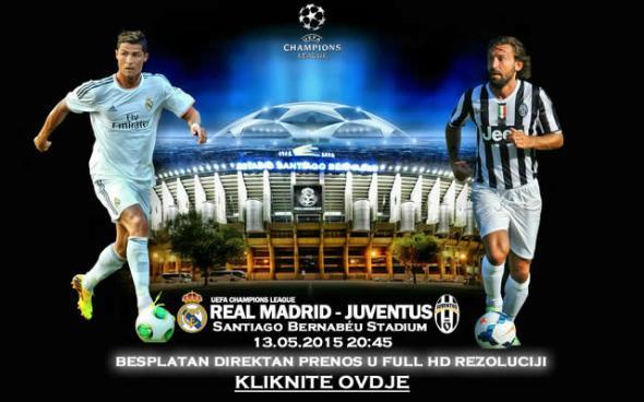 Direktan Prenos Real Madrid Juventus Besplatan Prenos Lige Prvaka Uzivo